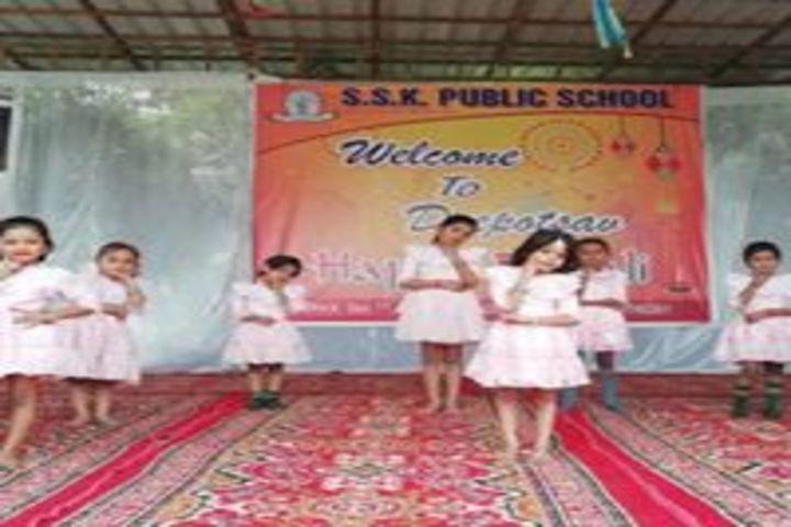 S S K Public School-  Dance
