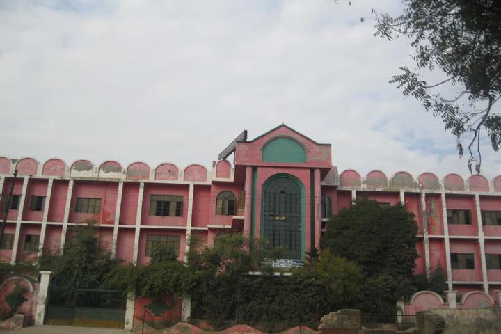 S S K Public School-  School Building