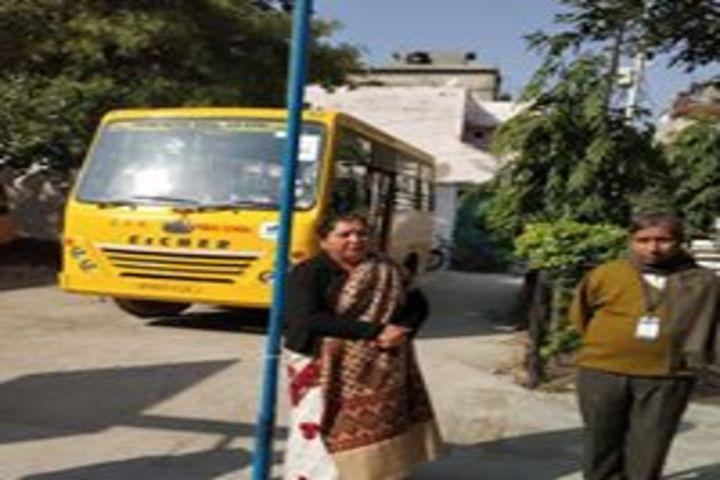 S S K Public School-  Transport