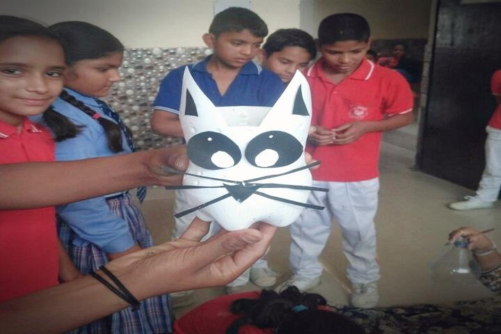 S V Public Junior High School-Activity