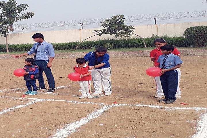 S V Public Junior High School-Games