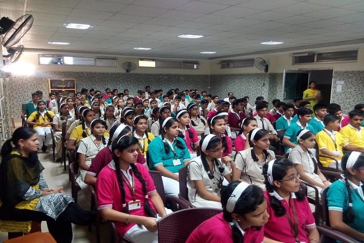 Sachdeva Millennium School- Conference hall