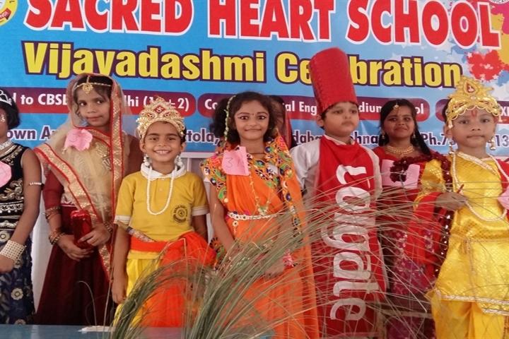 Sacred Heart School-Festival Celebration