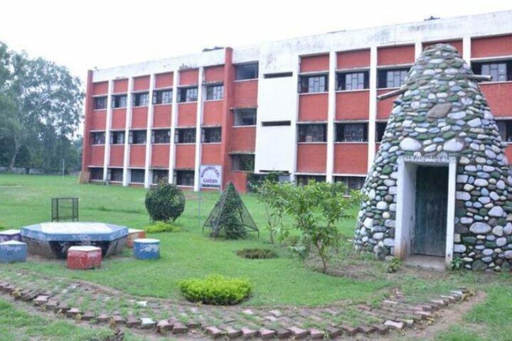 Government Girls Senior Secondary School-Campus View