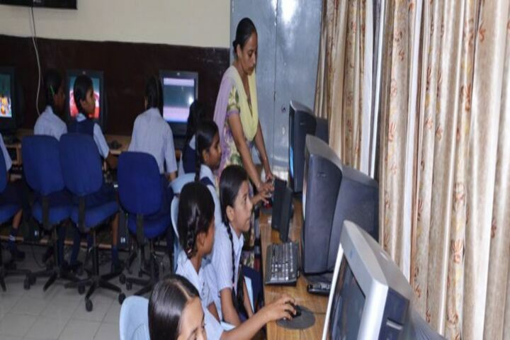 Government Girls Senior Secondary School-Computer Lab