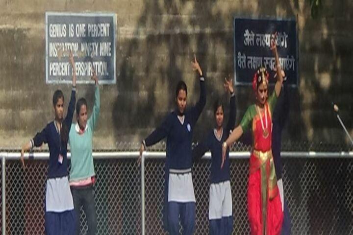 Government Girls Senior Secondary School-Dance