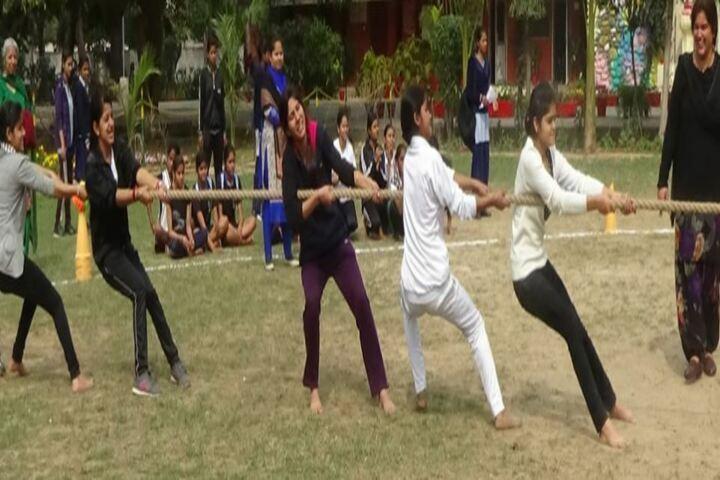 Government Girls Senior Secondary School-Games