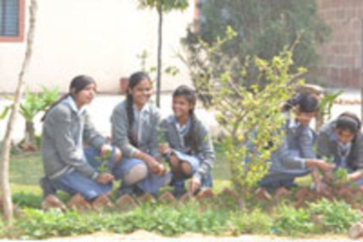 Sahil Public School-Earth day