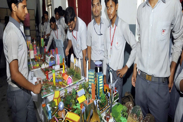 Sahil Public School-Exhibition