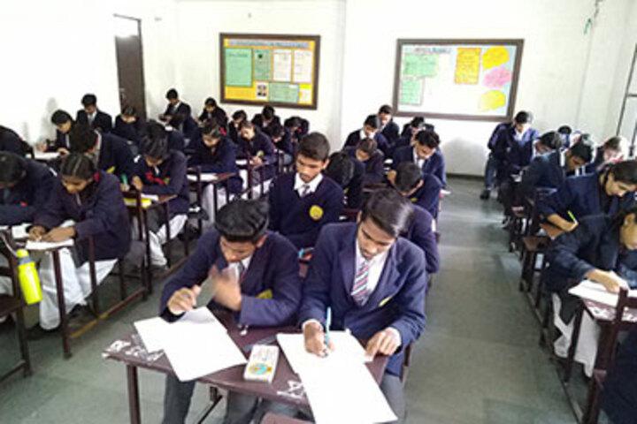 Sainik Public School-Classroom