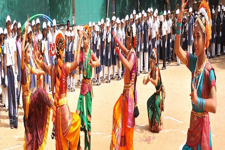 Gitanjali Devakul-Dance
