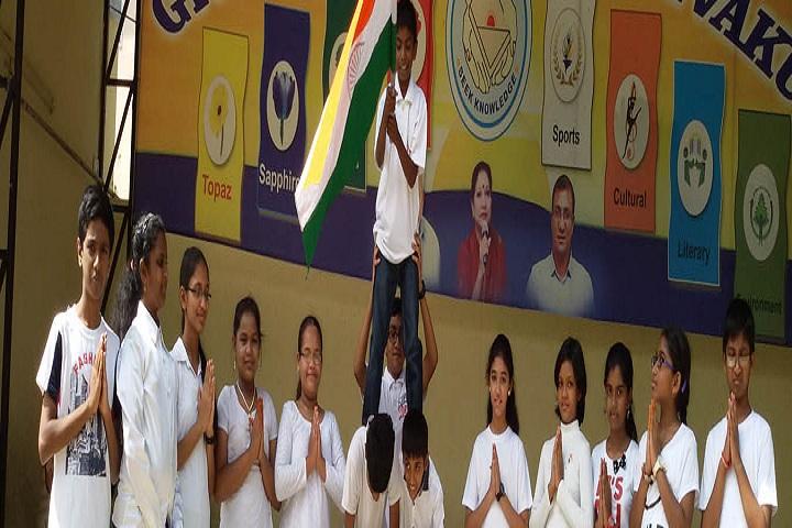 Gitanjali Devakul-Students