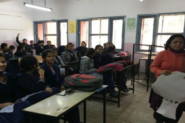 Government Girls Senior Secondary School-Audit
