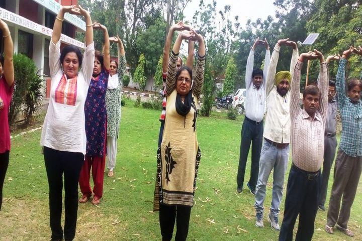 Government Girls Senior Secondary School-Exercise