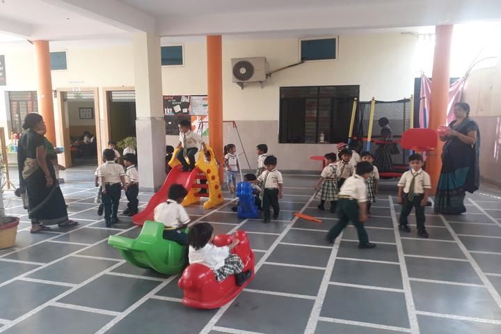Saint Umar College- Kindergarden games