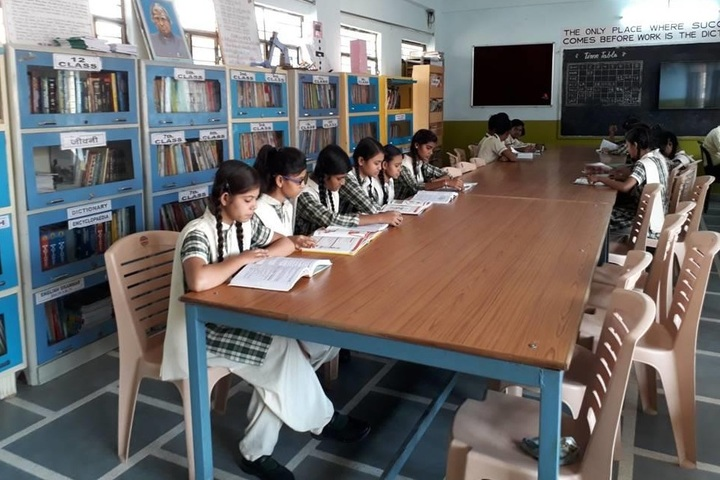 Saint Umar College- Library