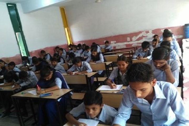Govt High School-Class Room
