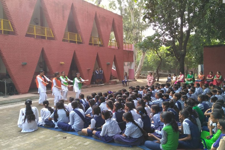 Govt High School-Independence Day