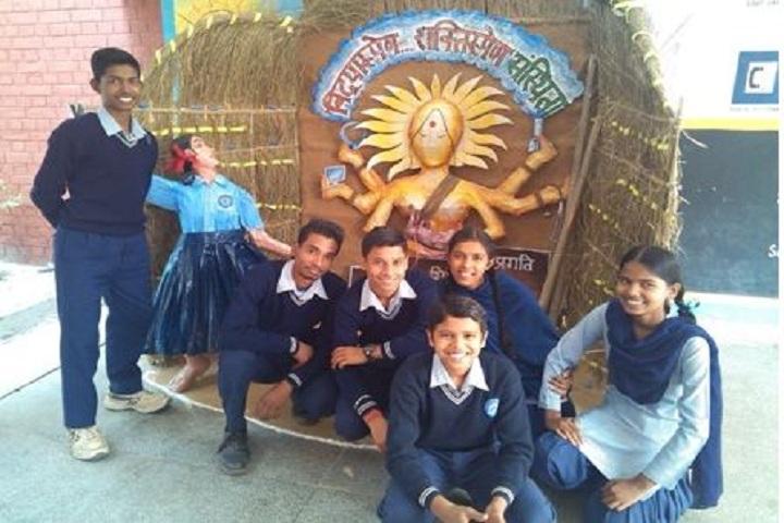 Govt High School-Kala Utsav
