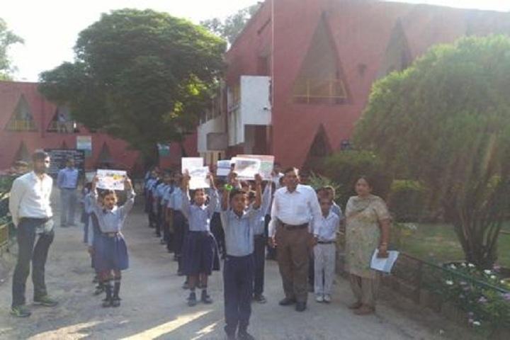 Govt High School-Rally