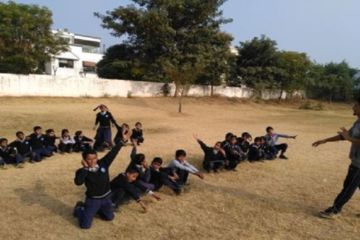 Govt High School-Sports Day