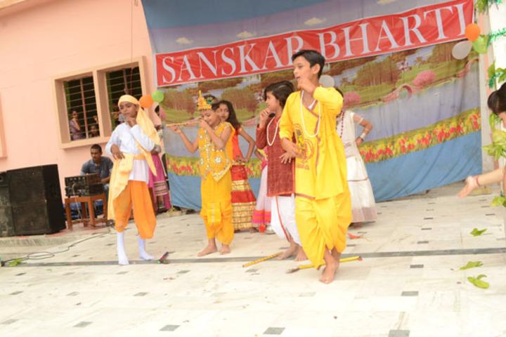 Sanskar Bharti Convent School-Dance