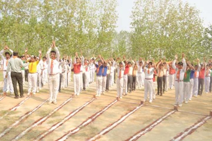 Sanskar Bharti Convent School-Sports day