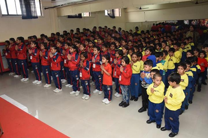 Sanskar International School-Assembly