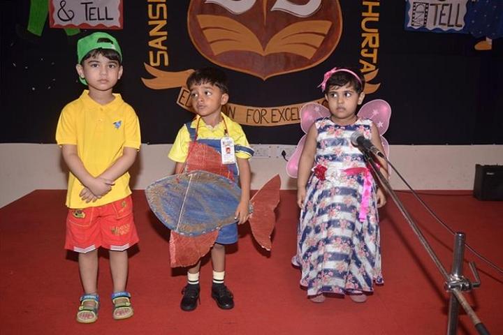 Sanskar International School-Fancy dress