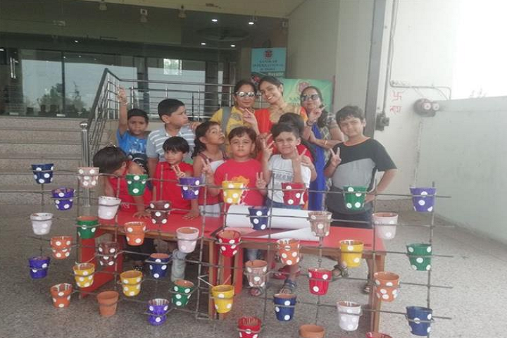 Sanskar International School-Kids Activity