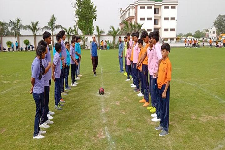 Sanskar International School-Sports Meet