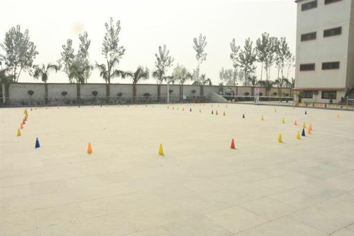 Sanskar International School-Sports day