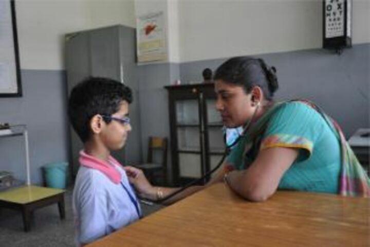 Sanskar International School-medical checkup