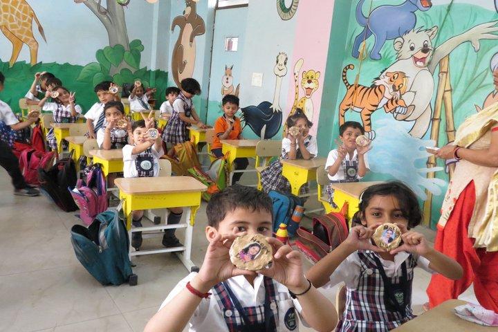 Sanskar World School- Classroom