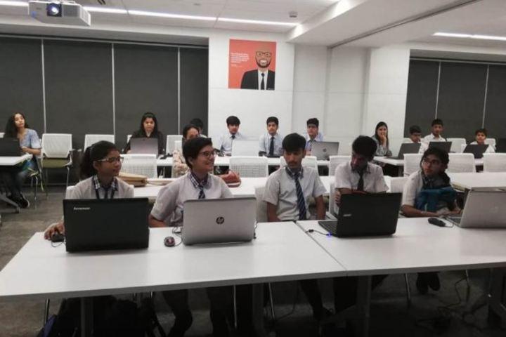 Sanskar World School- IT Infrastructure