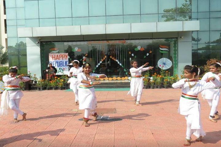Sanskar World School- Republic day celebration
