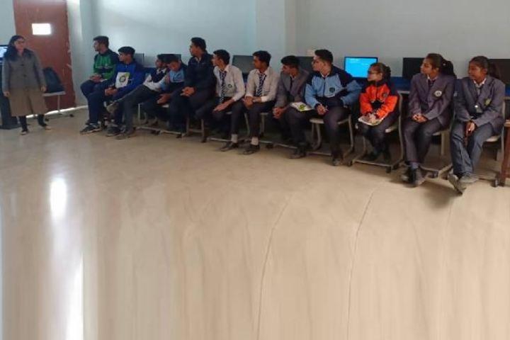 Sanskar World School- Workshop
