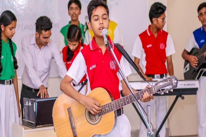 Sanskriti Sanskar Public School- Music