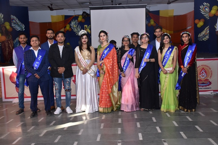 Sant Atulanand Residential Academy- Farewell