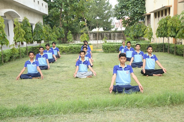 Sant Atulanand Residential Academy- Meditation