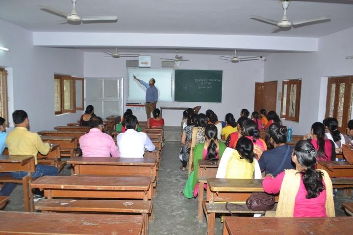 Sant Atulanand Residential Academy- Teachers Workshop