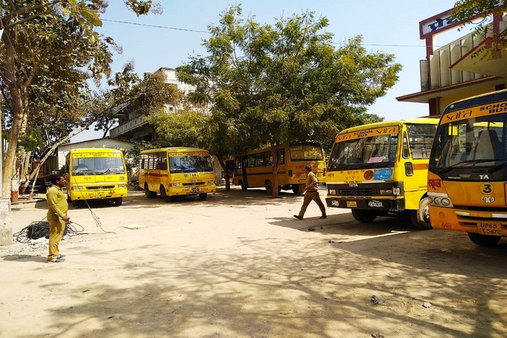 Sant Atulanand Residential Academy- Transport