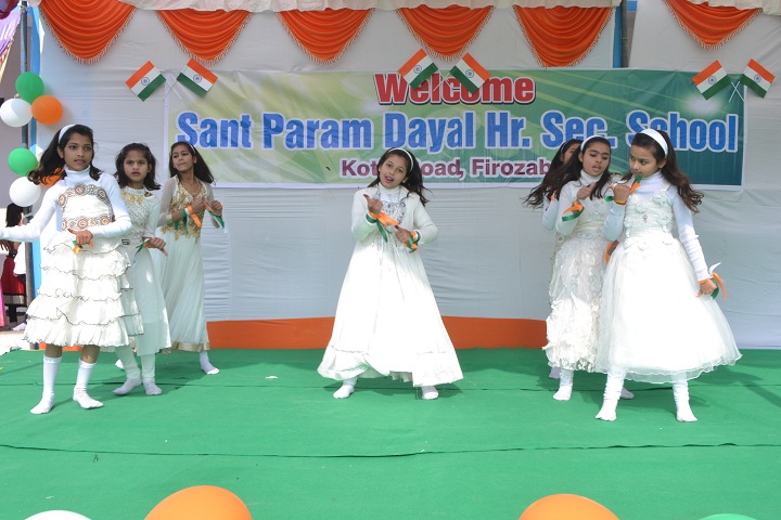Sant Param Dayal Hr Secondary School-Dancing