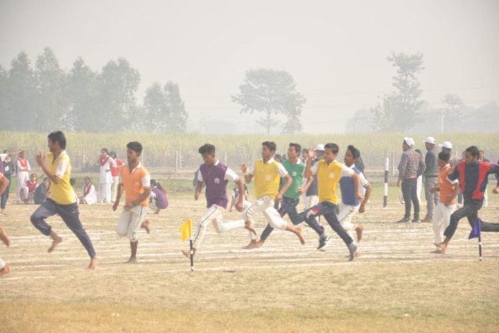 Sant Pathik Vidyalaya- Sports