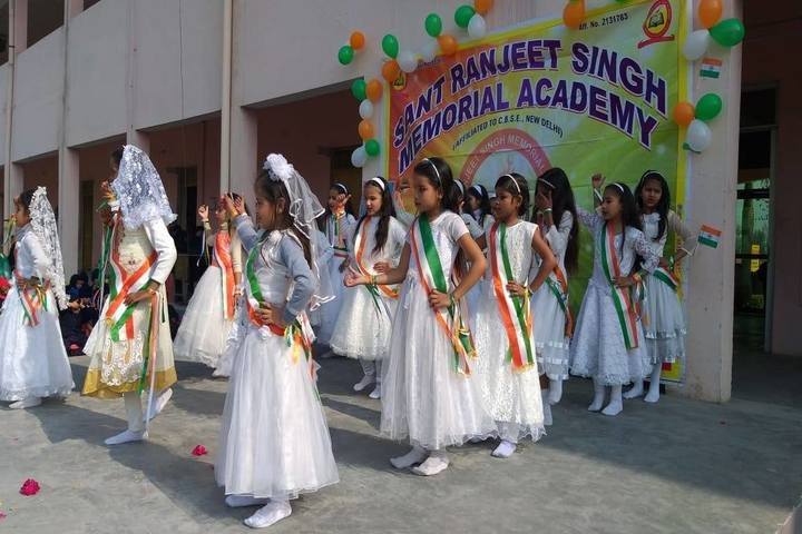 Sant Ranjeet Singh Memorial Academy- Republic day2