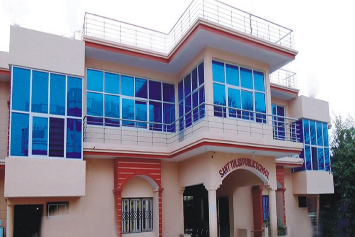 Sant Tulsi Public School-School Building