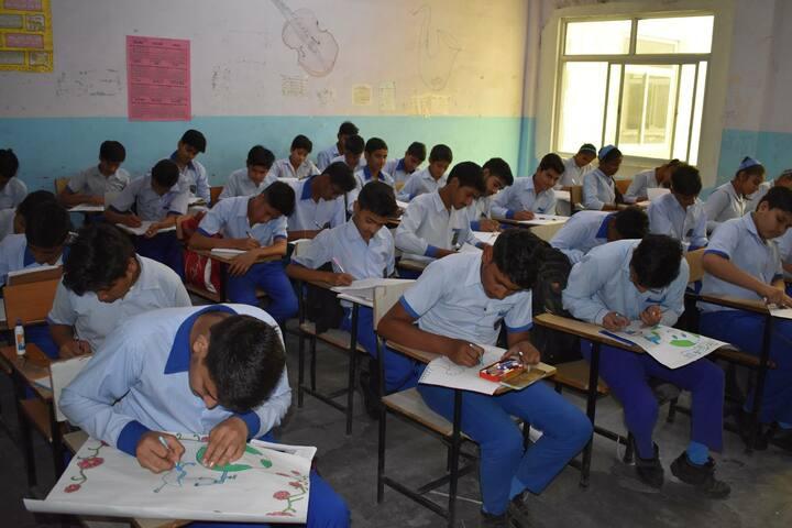Santosh International School- Classroom