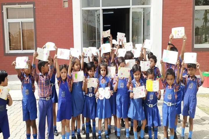 Santosh International School- Craft