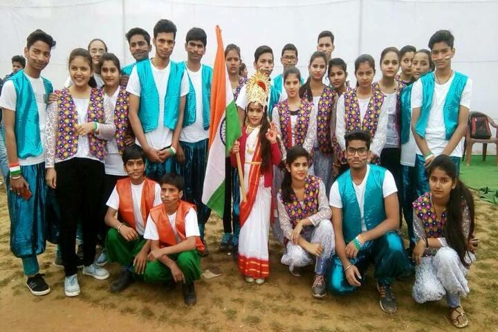 Santosh International School- Dance group