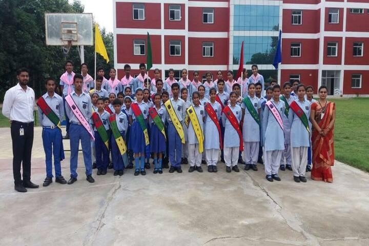 Santosh International School- Event1